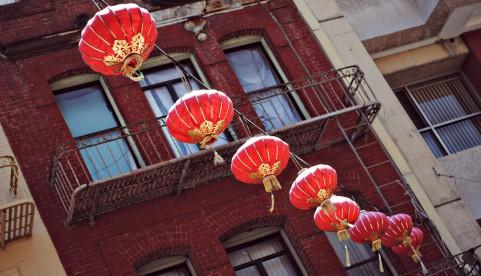 China Town Lanterns